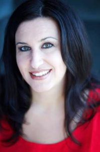 Author Photo - Rebecca Shea