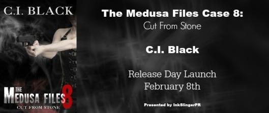 Medusa Files 8 RDL Banner