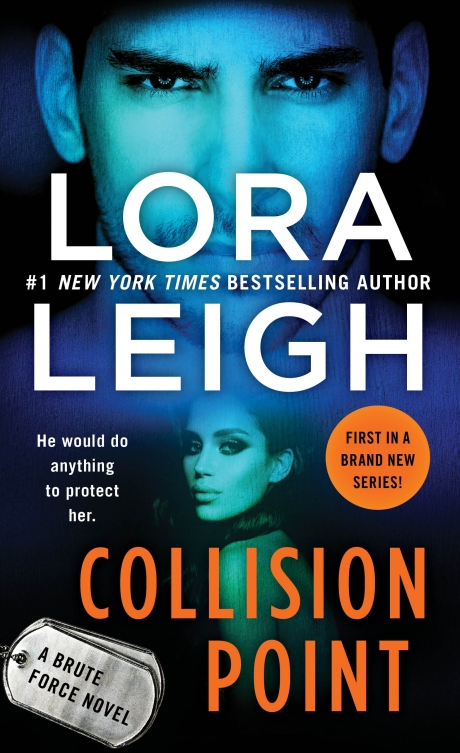 Collision Point cover